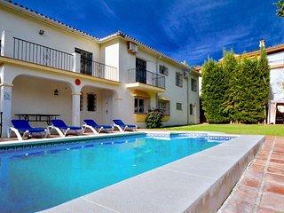 5 bedroom Villa in Mijas, Andalusia, Spain - 5700437