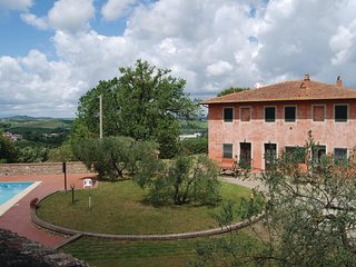 3 bedroom Apartment in Querce, Tuscany, Italy - 5537145