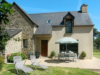 4 bedroom Villa in Le Tronchet, Brittany, France - 5439006