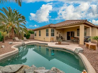 Have You Tried Merlot? Then Try This Great Home With Sparkling Pool In Gilbert!