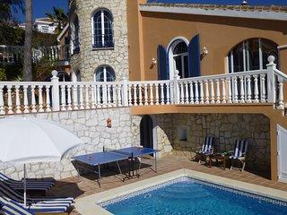 4 bedroom Villa in Mijas, Andalusia, Spain - 5700397