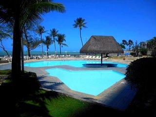 Flat em condomínio na Beira-Mar da Praia de Piedade