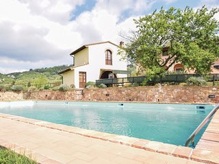 2 bedroom Villa in Collelungo, Tuscany, Italy - 5550502