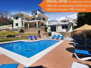 6 bedroom Villa in Fuengirola, Andalusia, Spain - 5700484