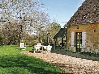 2 bedroom Villa in La Forêt, Bourgogne-Franche-Comté, France - 5522206