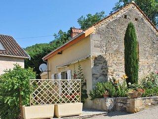 2 bedroom Villa in Saint-Cybranet, Nouvelle-Aquitaine, France - 5649841