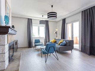 Spacious apartment in Mlini with Parking, Internet, Washing machine, Air conditi