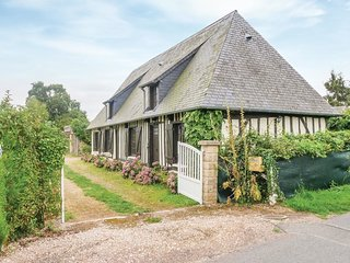 2 bedroom Villa in Les Friches, Normandy, France - 5678498