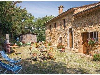 2 bedroom Villa in Ticchiano, Tuscany, Italy - 5566914