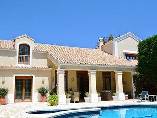 4 bedroom Villa in La Cala De Mijas, Andalusia, Spain : ref 5700570
