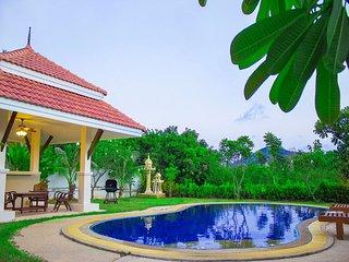 Dorkbua pool villa, 4 bedrooms