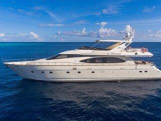 Nawaimaa - Luxury Yacht Cruising in Maldives