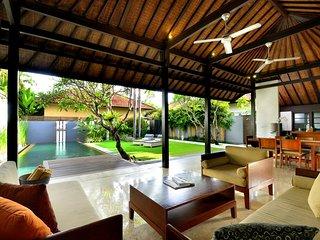 Private Villa with Pool Seminyak Area 2BDR