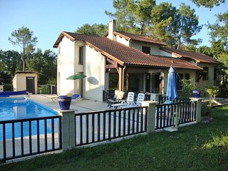 Villa Dordogne with private pool