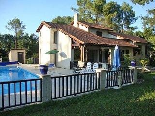 Villa Dordogne with private pool