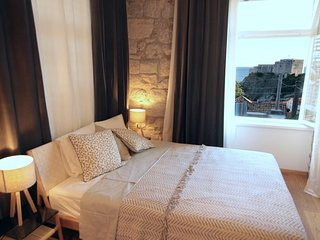 Apartments Cava Dubrovnik - Superior Studio Apartment with Patio and Sea View