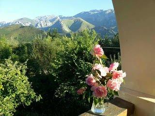 Casa en las montañas de Asturias