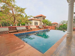 Picture-perfect 4-BR villa with a private pool