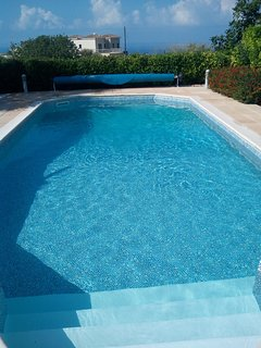 Did we remember to mention the pool!!   Which can be heated if required (extra charge applies)