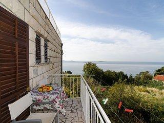 Apartments Matusko - Studio with Balcony and Side Sea View - 7