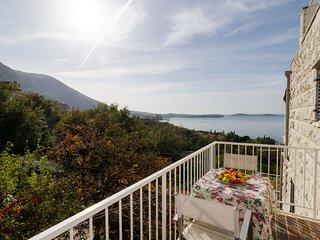 Apartments Matusko - Studio with Balcony and Side Sea View - 6