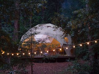 Blue Bayou Resort 1 King size suite Geodesic Dome Just off the Cabot Trail. K6