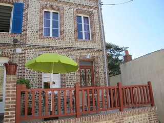 2 bedroom Villa in Yport, Normandy, France - 5650425