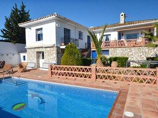 4 bedroom Villa in San Francisco, Andalusia, Spain - 5700444