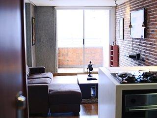 Medellin, Poblado Studio Apartment
