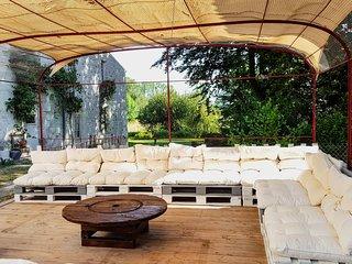 Gîte Le Bûcher au Moulin du Champ avec piscine