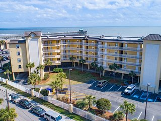 220 COV - OCEANFRONT CONDO - 2 POOLS