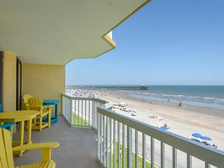 320 COV - OCEANFRONT CONDO - 2 POOLS