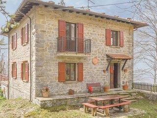 4 bedroom Villa in Chiusi della Verna, Tuscany, Italy - 5686563