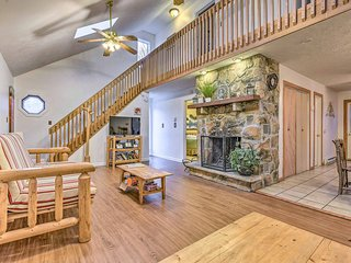 Poconos Home w/Grill & Porches - Near Ski Resort!