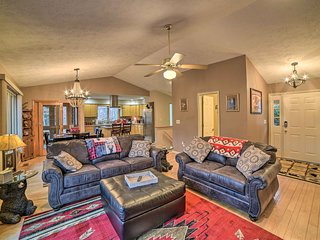 NEW! Massanutten Home w/Game Room Near Skiing!