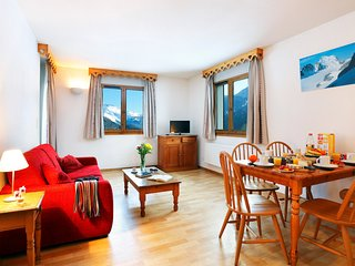 Appartement spacieux + charmant, près du Grand Massif Express
