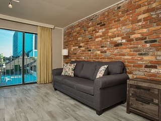 RENOVATED Ocean View Suite with Private Balcony | Access to Tiki Area