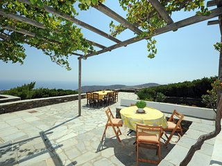Villa Barou: Authentic Traditional House on Sifnos, Cyclades