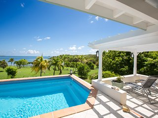 Caribbean Casas: Villa Suave for 6 guests, 2 minutes walk to the delightful Harm