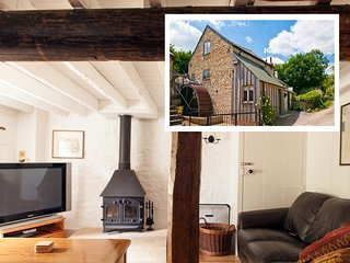 Newly Listed - Stay in The Mill, a working Mill in idyllic Coastal Dorset