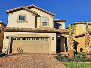 Brand-New!!6 bedroom home near Disney at Westside Resort~