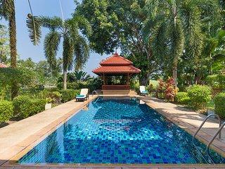 Private pool vila, Laguna