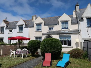2 bedroom Villa in Saint-Guénolé, Brittany, France - 5438388
