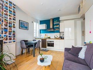Joli appartement de 31m2 moderne et agreable
