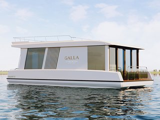 Galla Yachts Luxury Houseboats Berlin