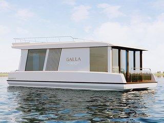Galla Yachts Luxury Houseboats Berlin