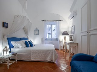 Vicolo23 Traditional Architecture Home Sea Atrani Amalfi Coast Beach WIFI