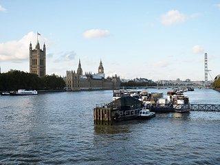 Charming Flat Near Big Ben & Thames