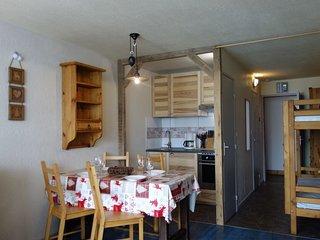 1 bedroom Apartment in Tignes, Auvergne-Rhone-Alpes, France - 5050853