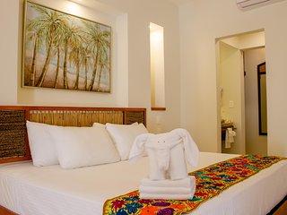 Casa Azul Maya - Single King Suites - Room 3